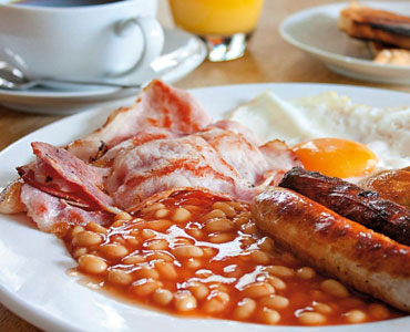 Blatches Farm Full English Breakfast